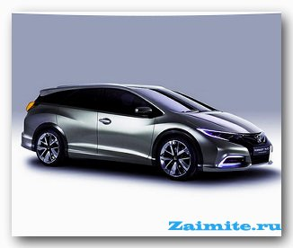Универсал Civic Tourer