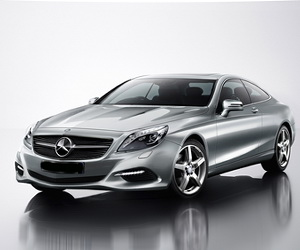 Mercedes-Benz S-Class Coupe 2014-2016