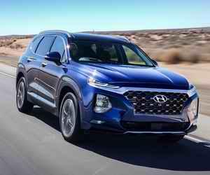 Обновленный Hyundai Santa Fe немного подорожает