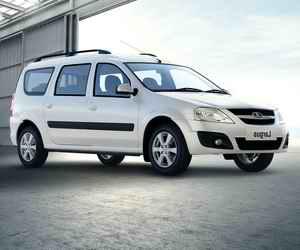 «АвтоВаз» объявил о начале производства универсала LADA Largus CNG