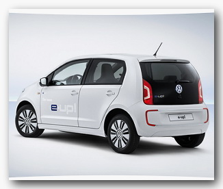 Volkswagen-e-up новинка 2013-2014