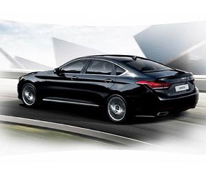 Hyundai Genesis ���� ����� �� ����� ���������� ���� �� ��� �������