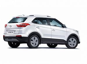 Hyundai Creta можно купить в кредит по спецпрограмме